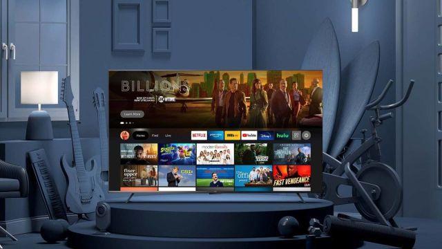 Amazon bir devrin sonunu getiren TV'lerini duyurdu!