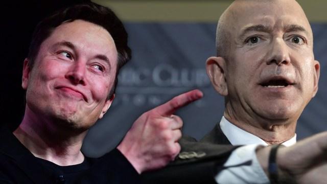 Amazon, 'yasaları çiğneyen' Elon Musk'a savaş açtı!