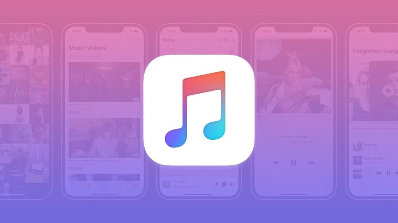 Apple Music uygulamasında hata