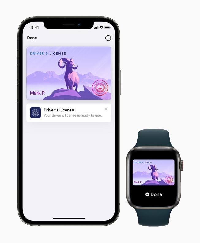 Apple kullanıcıları, Wallet uygulamasına ehliyet ve kimliklerini ekleyebilecek.