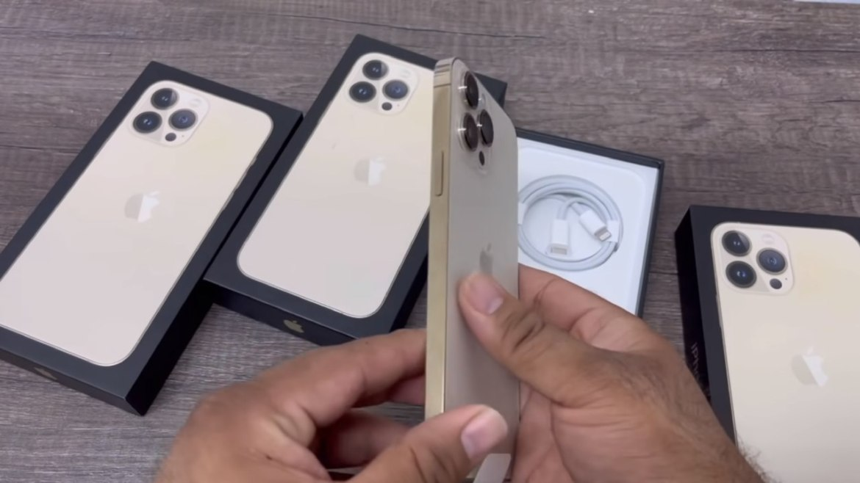 iphone 13 pro max kutu içeriği