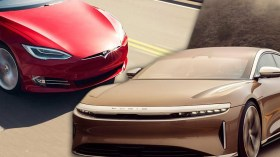 Tesla'nın tahtına yeni aday: Lucid Air Dream Edition