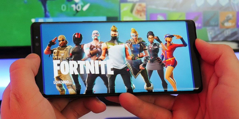 epic games fortnite app store