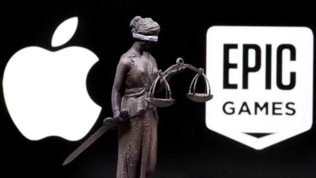 Epic Games'ten Apple davası ile ilgili açıklama
