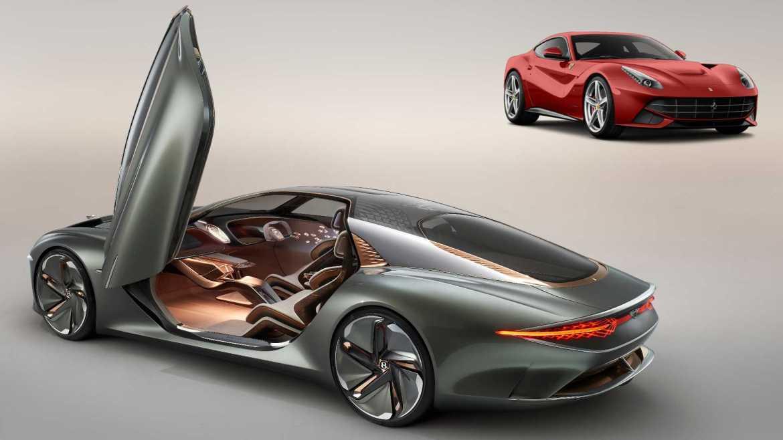 Jony Ive ve Marc Newson, Ferrari tasarımları için danışmanlık yapacak