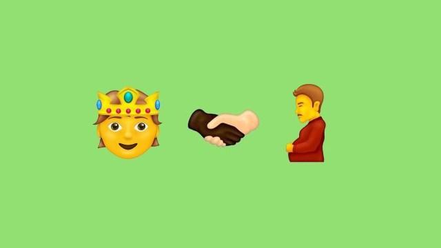 Hamile erkek emojisi nedir?