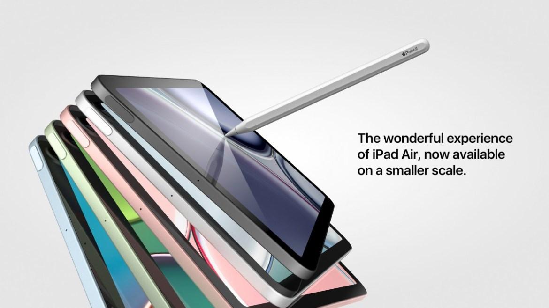 iPad mini 6 will come with Apple Pencil support