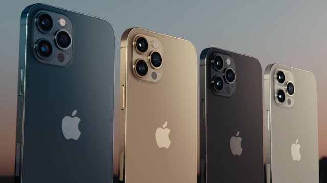iPhone 13 serisinin teknik özellikleri sızdı! 120 Hz sürprizi