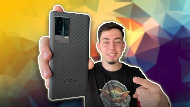 vivo iQOO 8 Pro ilk bakış!