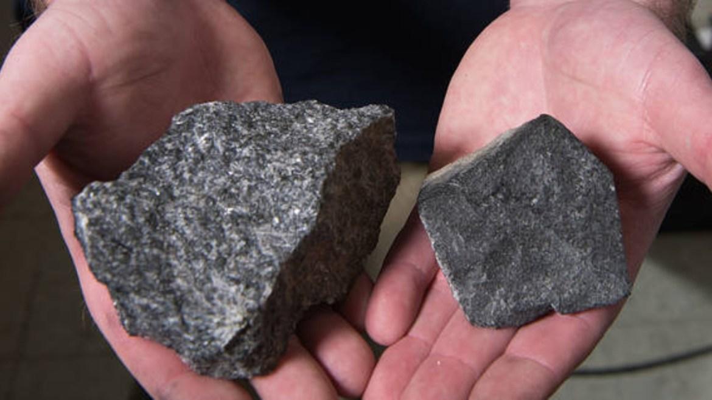 NASA, Ay kayalarını paylaştı