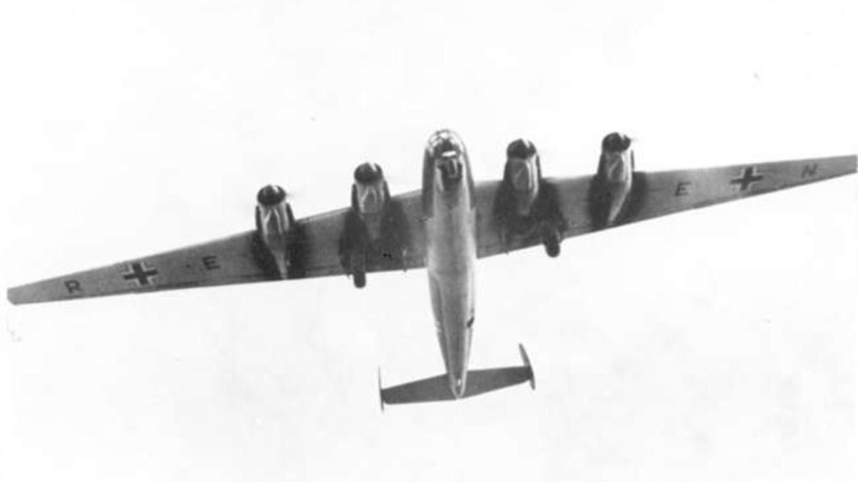 Nazi teknolojileri uzay uçakları