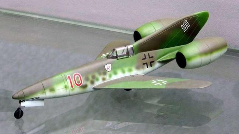 Nazi jet avcı uçakları
