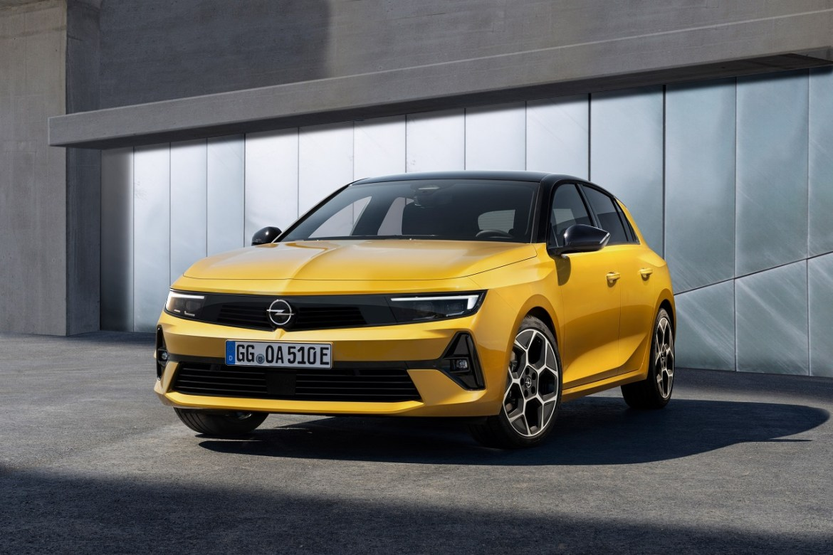 The price of the 2022 model Opel Astra has become obvious! 3