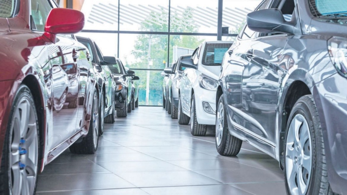ODD explained: How many cars were sold during the month of August? 2