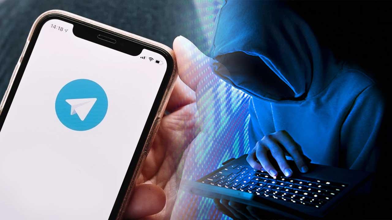 telegram siber suç
