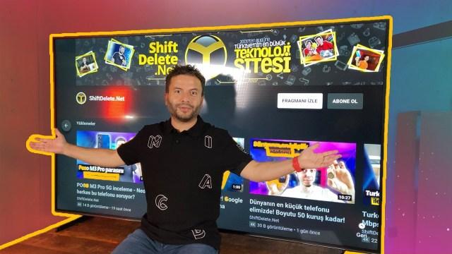 """Skytech ST-8590 85"""" inceleme: Ofise gelen en büyük TV olabilir!"""