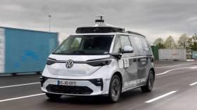 Volkswagen'dan ilk otonom ticari araç: ID Buzz AD