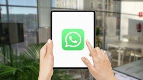 WhatsApp'ın iPad uygulamasına ilk bakış!