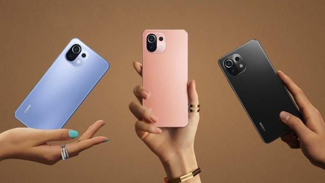 Xiaomi'nin yeni akıllı telefon serisi Civi'nin görüntüleri sızdırıldı