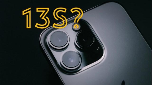 2022 yılında iPhone 13S görecek miyiz?