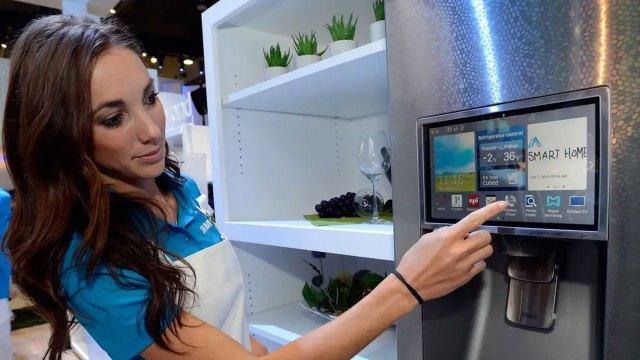 Amazon'dan ilginç buzdolabı: Sizin için sipariş verecek!