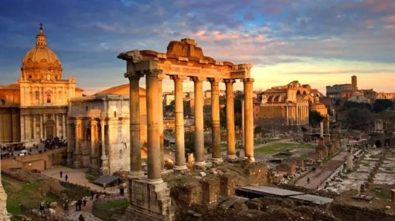 Antik Roma kolezyumları