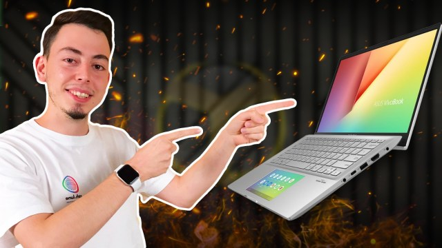 Asus VivoBook S14 inceleme!
