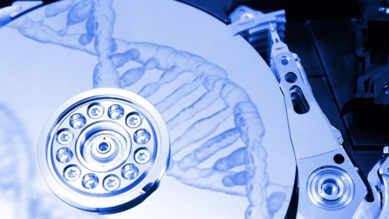DNA sabit diske dönüştürüldü