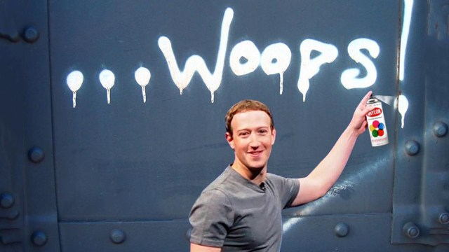 Facebook skandalı büyüyor: Çalışanlar kapıda kaldı!