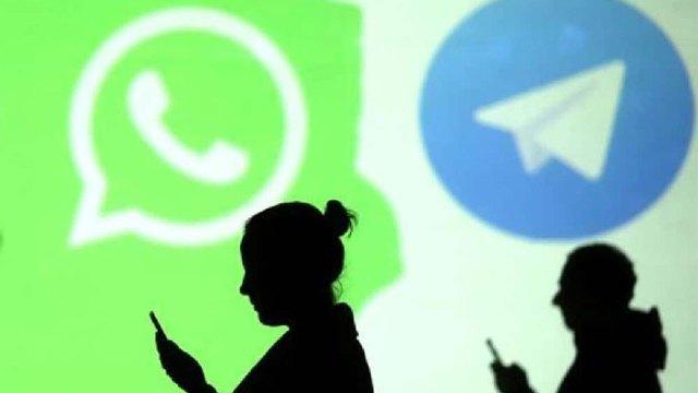 Facebook ve WhatsApp kesintisi Telegram'a yaradı!