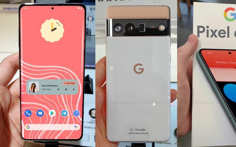 google pixel 6 ailesine guncelleme mujdesi 1
