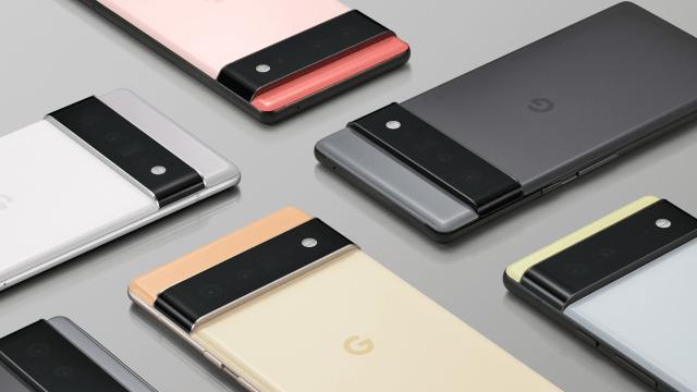 Google, Pixel 6 serisi ile ilgili bir video yayınladı