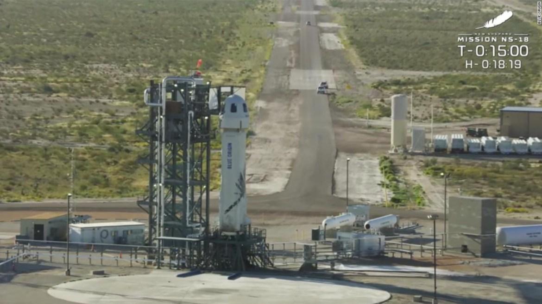 Blue Origin NS-18 görevi