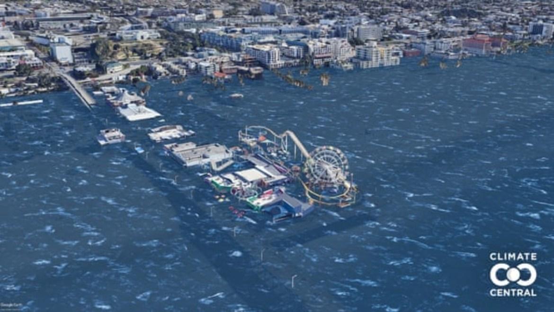İklim değişikliği sonucunda şehirler sular altında kalacak mı?