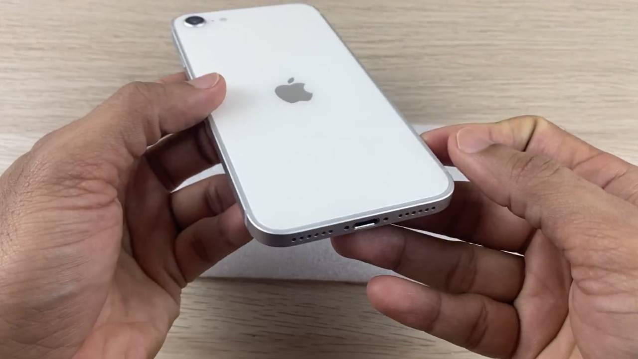 iPhone SE 3 modelinin fotoğrafları ortaya çıktı
