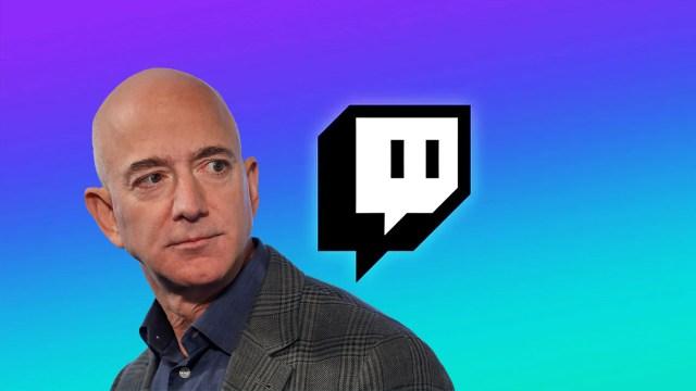 Twitch yine hack saldırısına uğradı, Jeff Bezos rezil oldu