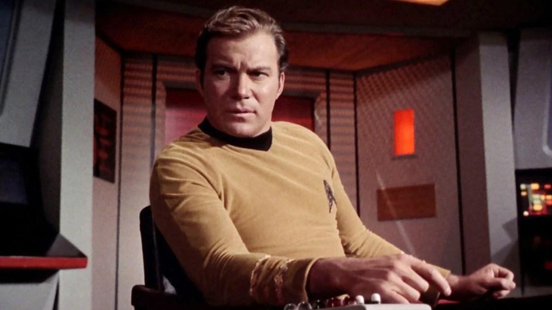Star Trek, Kaptan Kirk