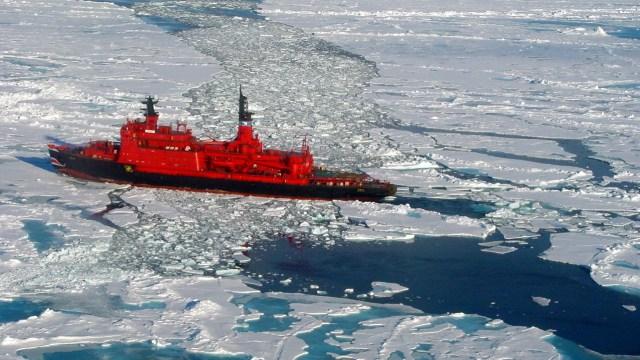 Kuzey Kutbu bölgesindeki buzulların erimesinin sonuçları