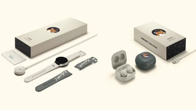 Galaxy Watch 4 ve Galaxy Buds 2 özellikleri