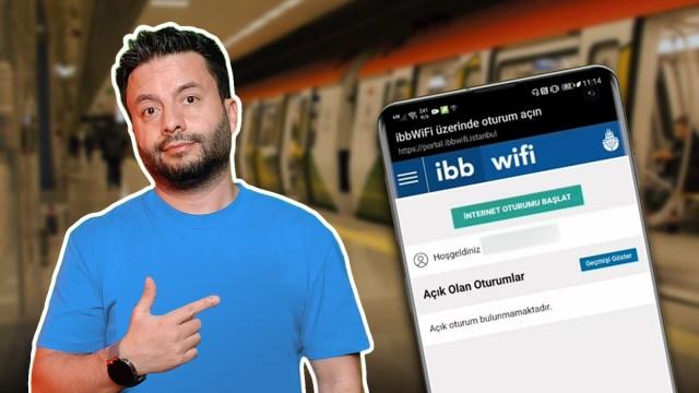 istanbul metrosu internet