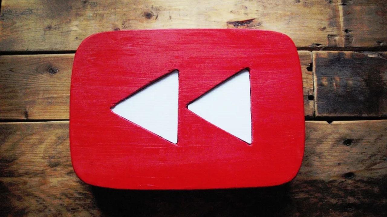 youtube rewind iptal