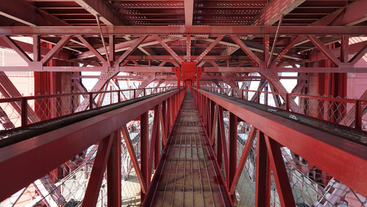 labirintos Ponte 25 de Abril