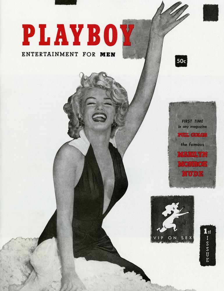 Nudez na Playboy