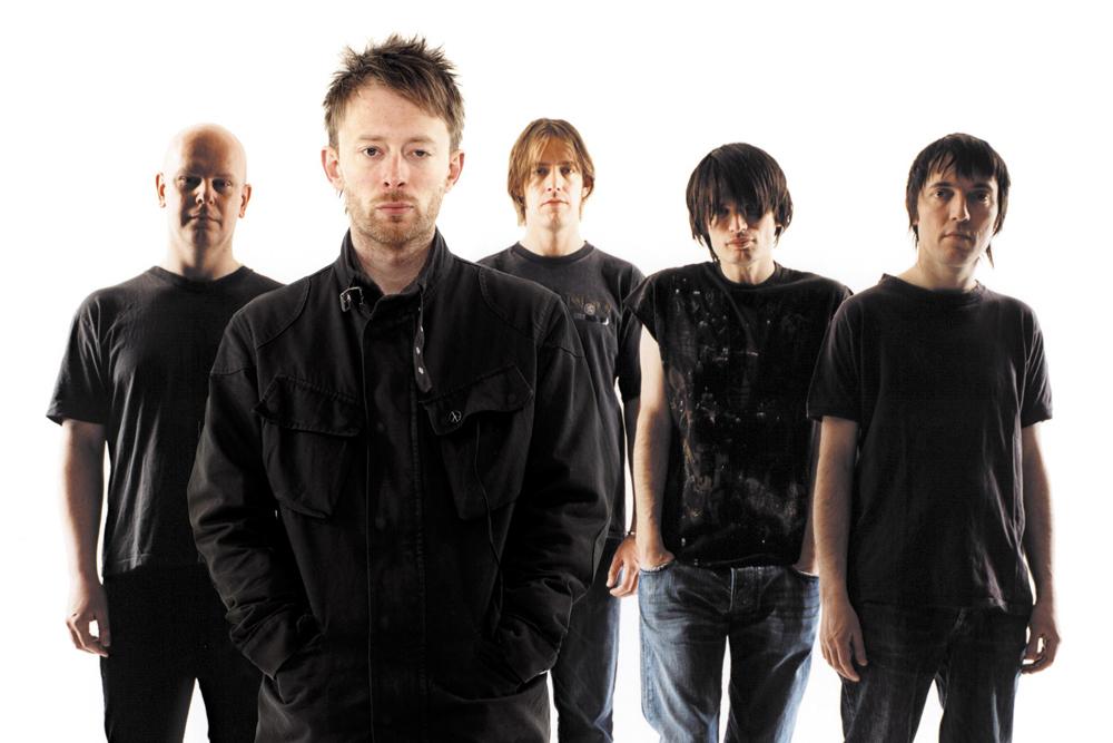 Radiohead novo álbum
