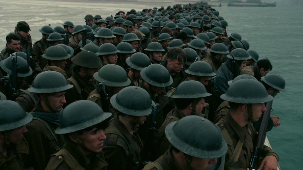 teaser Dunkirk Christopher Nolan