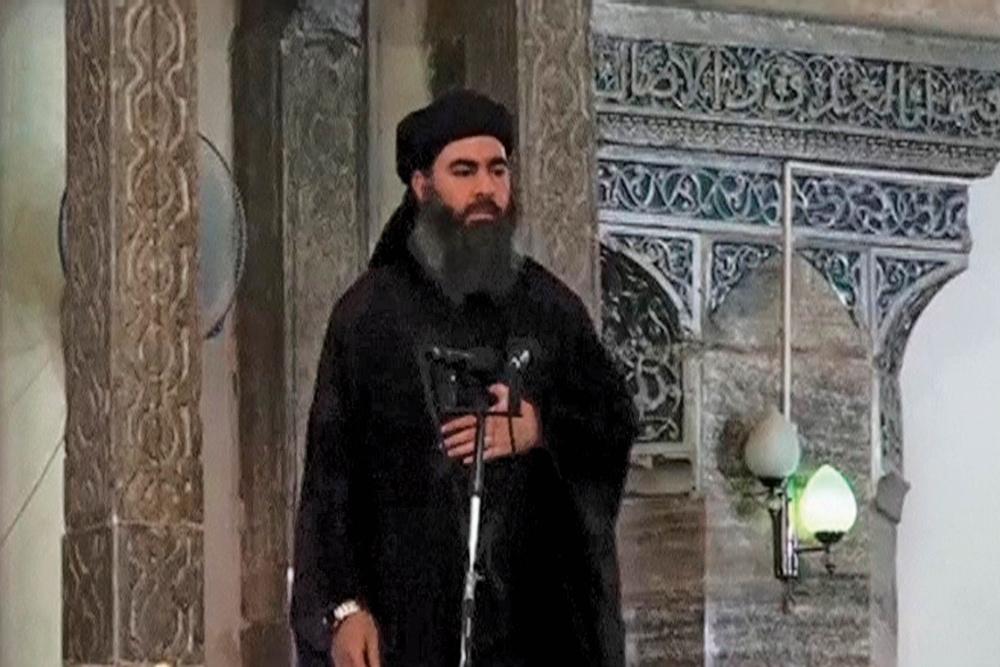 líder do Daesh morto
