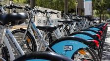 Lisboa bicicletas partilhadas