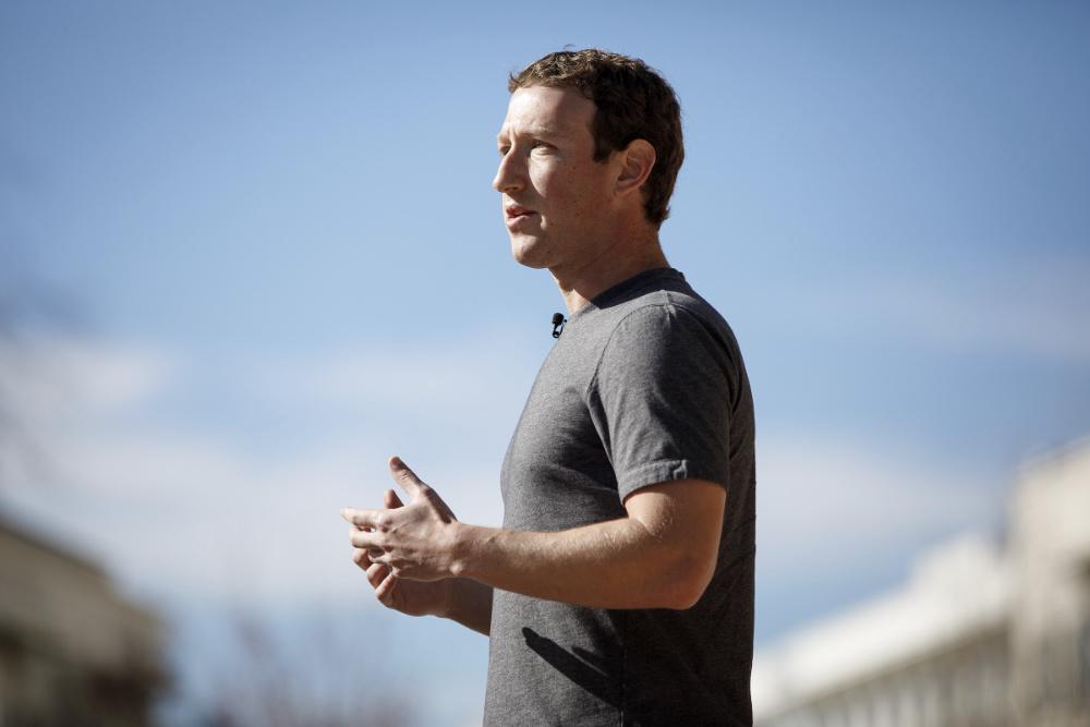 Mark Zuckerberg WhatsApp