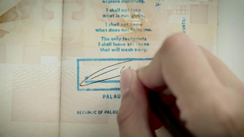 Palau Pledge