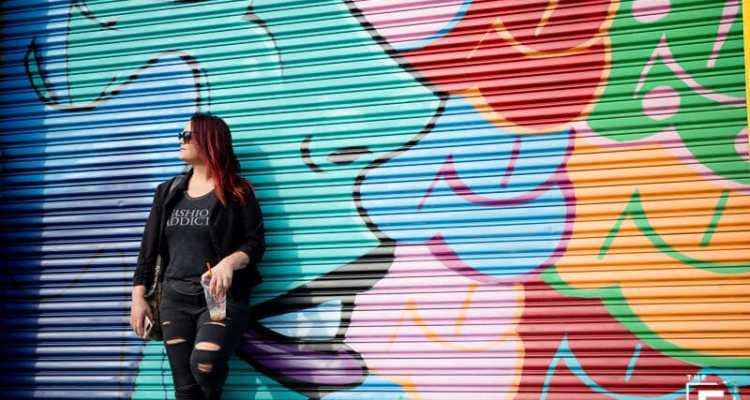 new york hairstylist Courtney Johnson